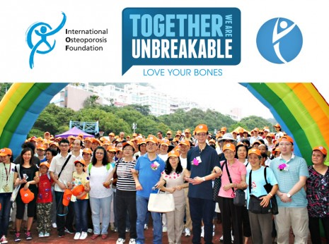 International Osteoporosis Foundation Campaign